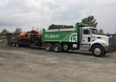 Bahr SIgns Dump Truck Graphics